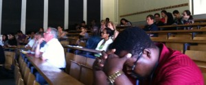 Audience @ Uni Bonn